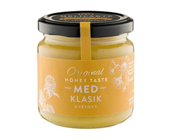 Melicante Med květový Klasik - pastový 250 g