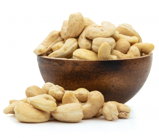 GRIZLY Kešu ořechy BIO 1000 g