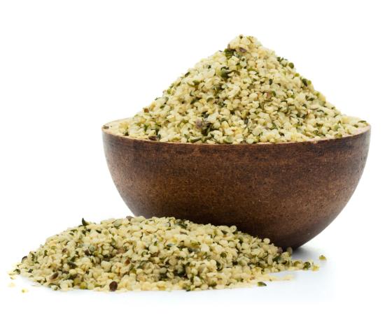 GRIZLY Konopné semínko loupané 1000 g