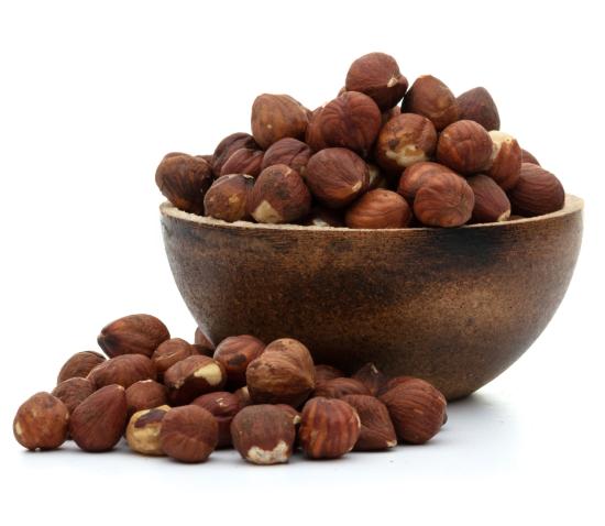 GRIZLY Lískové ořechy BIO 1000 g