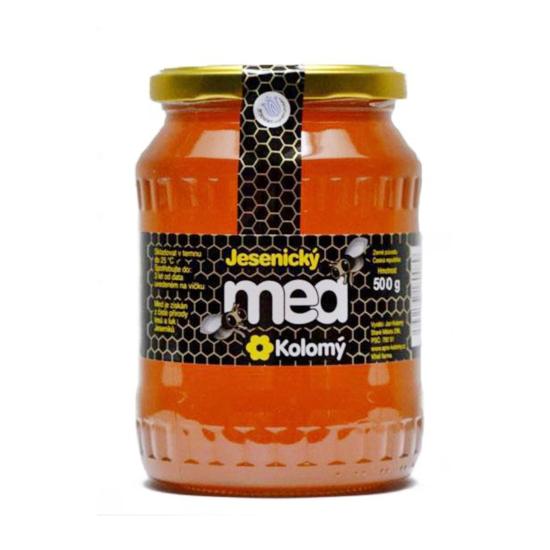 Jesenický med Květový javorový 950 g