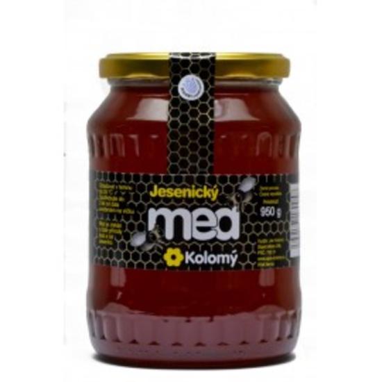 Jesenický med Květový lesní 950 g