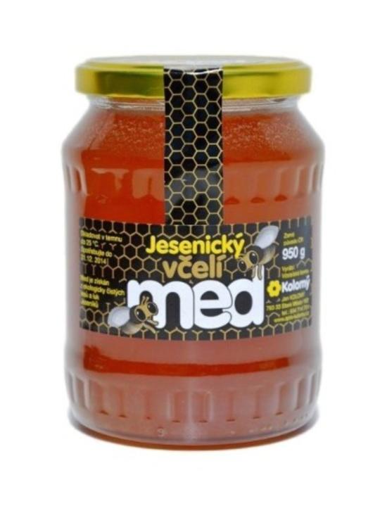Jesenický med Květový lipový 950 g
