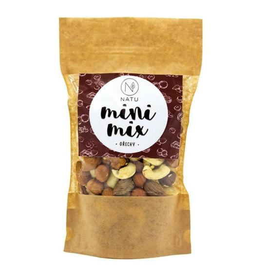 Natu Mini Mix ořechy 80 g