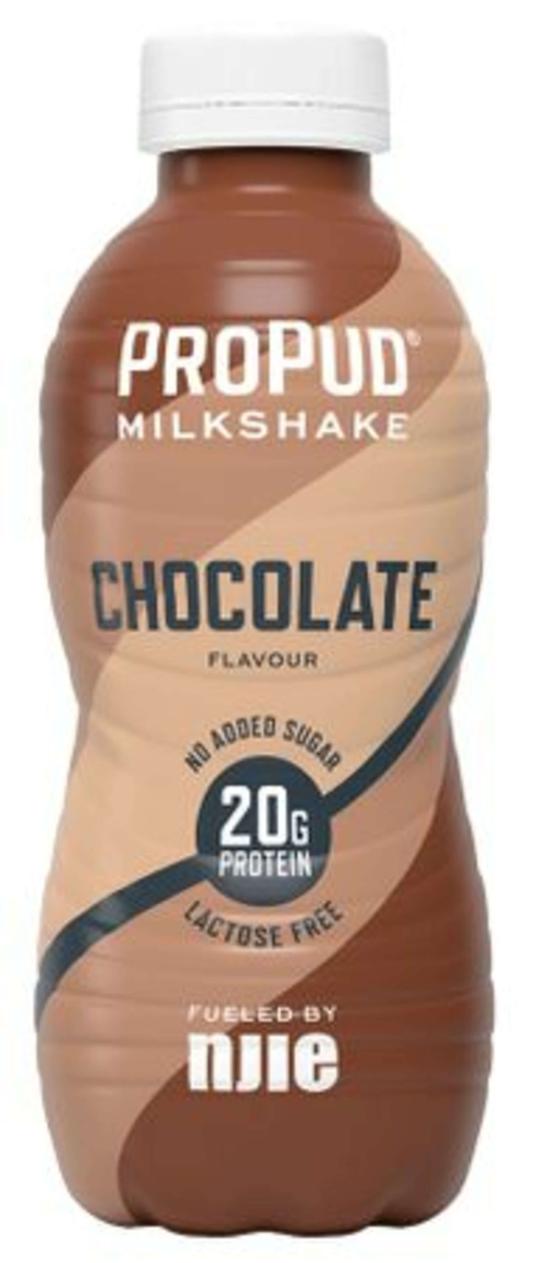 ProPud Protein Milkshake čokoláda 330 ml