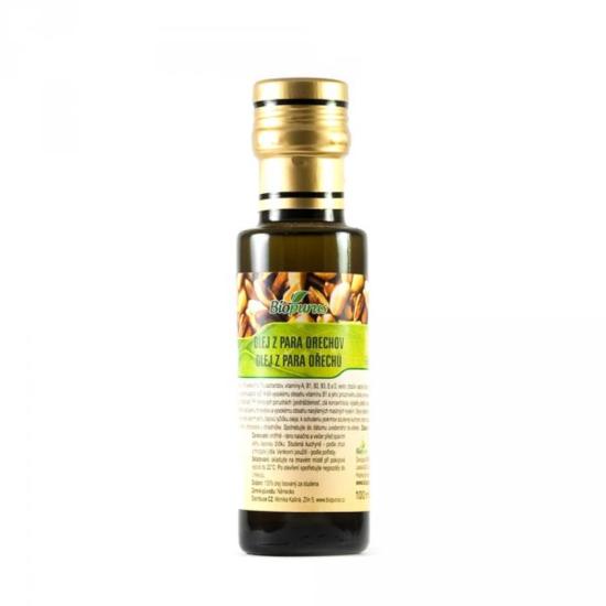 Biopurus Olej z para ořechů BIO 250 ml