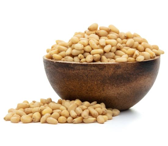 GRIZLY Piniové oříšky 1000 g