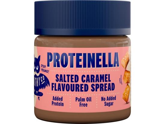 Healthyco Proteinella slaný karamel 200 g
