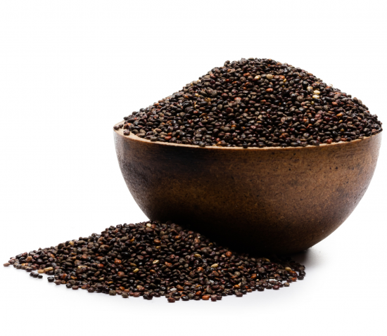 GRIZLY Quinoa černá 500 g