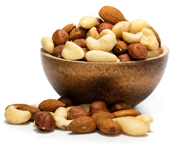 GRIZLY Směs jader ořechů 1000 g