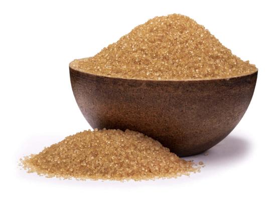 GRIZLY Třtinový cukr BIO 500 g