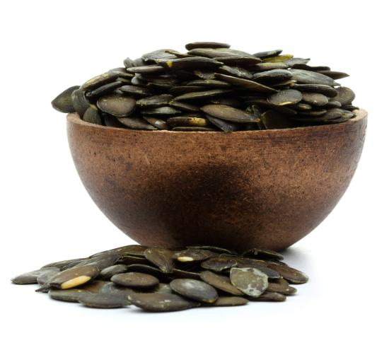 GRIZLY Dýňové semínko loupané - pražené nesolené 500 g