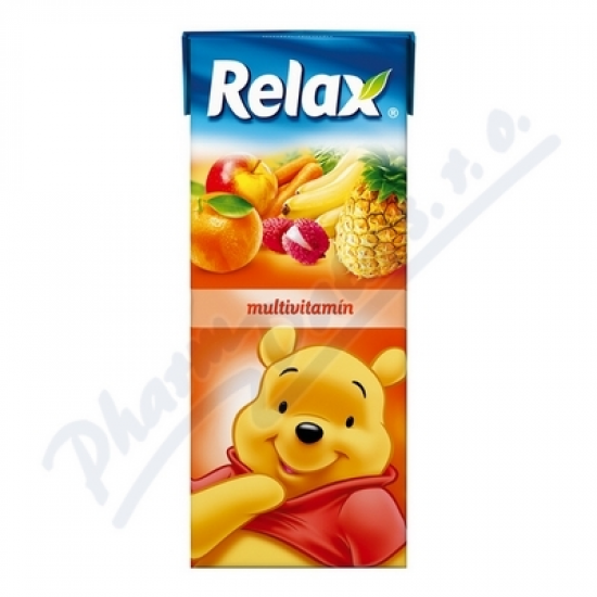 Relax multivitamín 0.2l