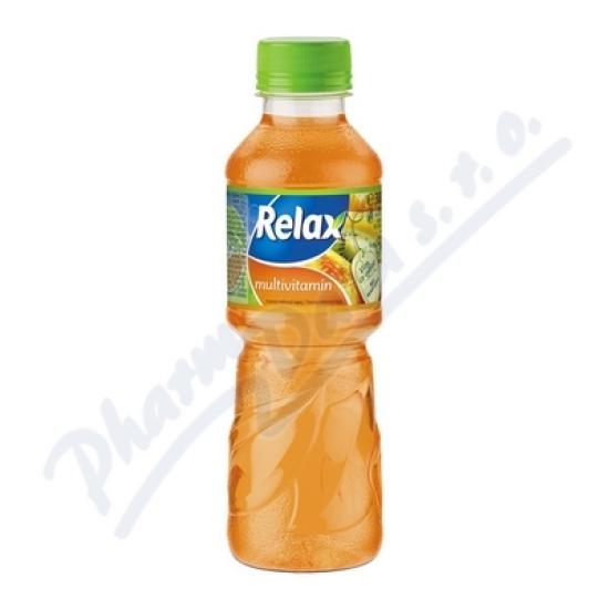 Relax multivitamin 0.3l PET
