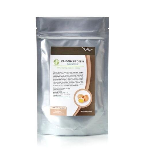 Vaječný Protein Naturalis - 250g + praktická bambusová lžička v hodnotě 59 Kč nebo jiný dárek dle vlastního výběru