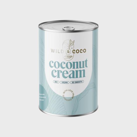 Kokosová smetana 400ml