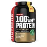 Nutrend 100% Whey Protein 2250 g, vanilka