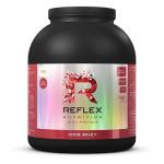 Reflex 100% Whey Protein 2000g, vanilka