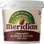 Meridian Mandlové máslo jemné 1000 g