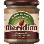 Meridian Mandlové máslo jemné 170 g