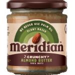 Meridian Mandlové máslo křupavé 170 g