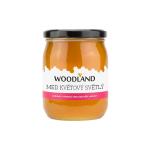 Woodland Květový světlý med 500 g